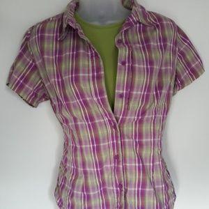 North Face Hiking/outdoors shirt